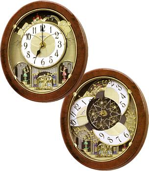 Rhythm Настенные часы Rhythm 4MH843WS23. Коллекция Century