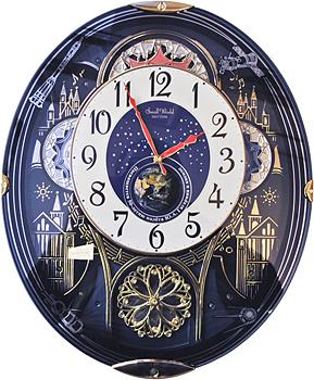 Rhythm Настенные часы Rhythm 4MH856WA11. Коллекция Century