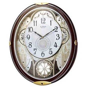 Rhythm Настенные часы Rhythm 4MH856WD23. Коллекция Century