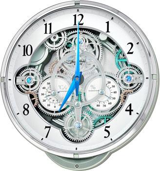 где купить Rhythm Настенные часы Rhythm 4MH886WD05. Коллекция по лучшей цене