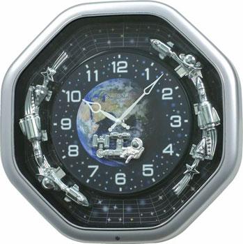 Rhythm Настенные часы  Rhythm 4MH891WD19. Коллекция rhythm настенные часы rhythm cmg775nr18 коллекция настенные часы