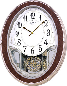 Rhythm Настенные часы  Rhythm 4MJ421WD23. Коллекция rhythm настенные часы rhythm cmg775nr18 коллекция настенные часы