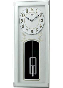 Rhythm Настенные часы  Rhythm 4MJ433WD05. Коллекция Настенные часы часы rhythm cfg702nr19