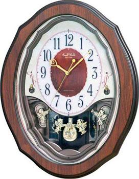 Rhythm Настенные часы Rhythm 4MJ894WD06. Коллекция Century rhythm настенные часы rhythm cmg743nr06 коллекция century