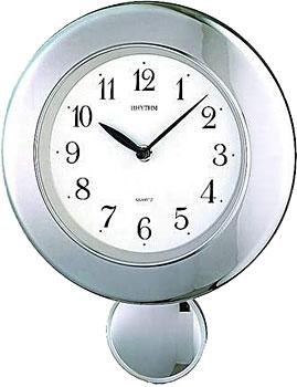 Rhythm Настенные часы  Rhythm 4MP726WS19. Коллекция Century rhythm настенные часы rhythm 4mp726ws18 коллекция century