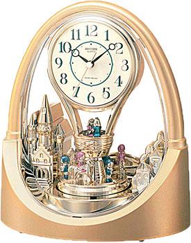 Rhythm Настенные часы Rhythm 4RH737WD18. Коллекция Century rhythm настенные часы rhythm cmg743nr06 коллекция century