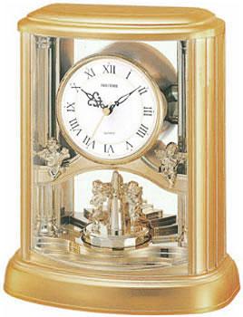 Rhythm Настольные часы Rhythm 4RH741WD18. Коллекция Century rhythm настольные часы rhythm crh188nr06 коллекция century