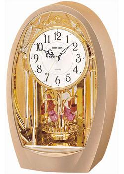Rhythm Настольные часы Rhythm 4RH742WD82. Коллекция Century rhythm настольные часы rhythm 4se535wt18 коллекция century