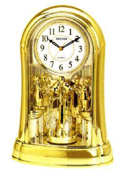 Rhythm Настольные часы  Rhythm 4RH775WD18. Коллекция Century rhythm настольные часы rhythm 4sg696wr18 коллекция century