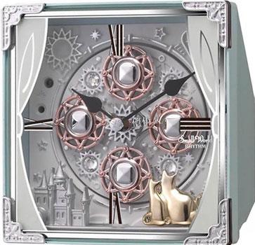 Rhythm Настольные часы Rhythm 4RH784WD04. Коллекция Настольные часы часы rhythm lct036 r19