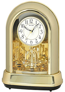 Rhythm Настольные часы  Rhythm 4RH791WD18. Коллекция Настольные часы часы rhythm cfg702nr19