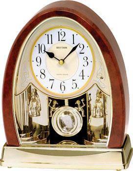Rhythm Настольные часы Rhythm 4RJ636WS23. Коллекция Century rhythm настольные часы rhythm 4se535wt18 коллекция century