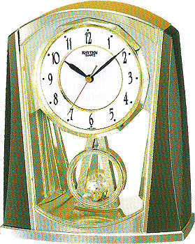 Rhythm Настольные часы Rhythm 4RP772WR08. Коллекция Century стоимость