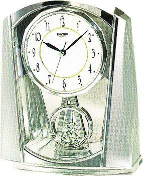 Rhythm Настольные часы Rhythm 4RP772WR19. Коллекция Century rhythm настенные часы rhythm cmg743nr06 коллекция century