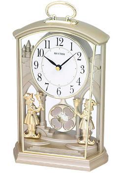 Rhythm Настольные часы Rhythm 4RP796WR18. Коллекция Century rhythm настольные часы rhythm 4rh791wd23 коллекция настольные часы