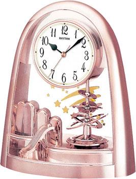 Rhythm Настольные часы Rhythm 4SG607WB13. Коллекция Настольные часы rhythm настольные часы rhythm 4sg607wb13 коллекция настольные часы
