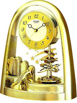 Rhythm Настольные часы  Rhythm 4SG607WS65. Коллекция Century rhythm настольные часы rhythm crp609wr19 коллекция century
