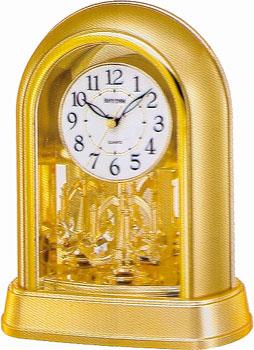 Rhythm Настольные часы Rhythm 4SG696WR18. Коллекция Century rhythm настольные часы rhythm 4rh791wd23 коллекция настольные часы