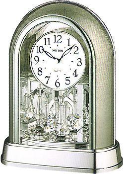 Rhythm Настольные часы Rhythm 4SG696WR19. Коллекция Century rhythm cmg515nr04 rhythm