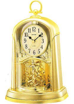Rhythm Настольные часы  Rhythm 4SG713WR18. Коллекция Century rhythm cre873nr02