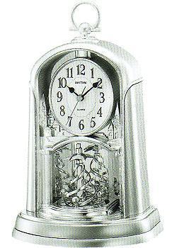 Rhythm Настольные часы Rhythm 4SG713WR19. Коллекция Century rhythm cmg738br19