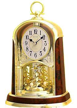 Rhythm Настольные часы Rhythm 4SG713WS23. Коллекция Century rhythm настольные часы rhythm 4se535wt18 коллекция century
