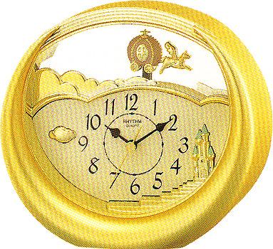 Rhythm Настольные часы  Rhythm 4SG719WR18. Коллекция Century rhythm rhythm 4sg719wr18