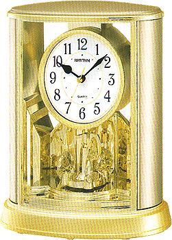 Rhythm Настольные часы Rhythm 4SG724WR18. Коллекция Century rhythm cmj446cr06