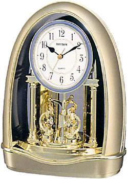 Rhythm Настольные часы Rhythm 4SG731WS18. Коллекция Century часы rhythm cmg457nr03