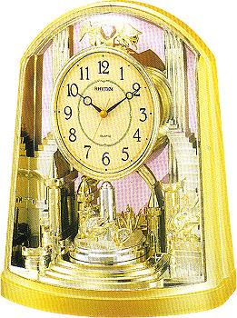 Rhythm Настольные часы Rhythm 4SG737WR18. Коллекция Century стоимость