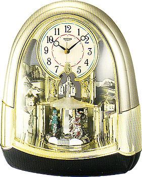 Rhythm Настольные часы Rhythm 4SG742WR18. Коллекция Century rhythm cmg738br19