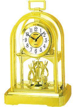 Rhythm Настольные часы Rhythm 4SG744WR18. Коллекция Century rhythm cmg990nr02