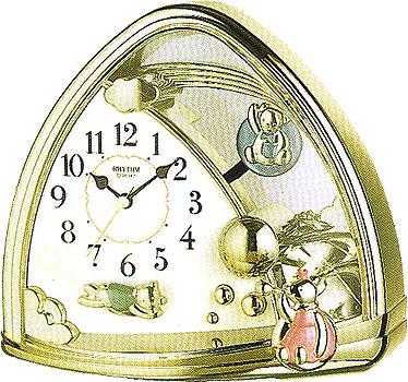 Rhythm Настольные часы Rhythm 4SG762WR18. Коллекция Century rhythm cmj523nr06