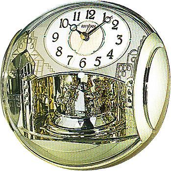 Rhythm Настольные часы Rhythm 4SG764WR18. Коллекция Century rhythm rhythm crj608nr06