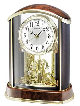 Rhythm Настольные часы Rhythm 4SG781WR23. Коллекция Century rhythm настольные часы rhythm cre954nr07 коллекция настольные часы