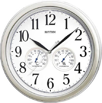 Rhythm Настенные часы Rhythm 8MGA26WR19. Коллекция rhythm настенные часы rhythm cmg761nr05 коллекция