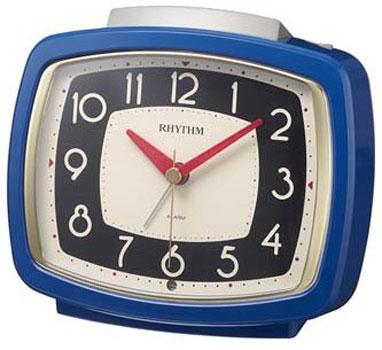 Rhythm Будильник Rhythm 8RA637WR04. Коллекция Будильники европа нож брелок victorinox classic happy folks 0 6223 l1603