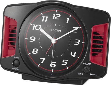 Rhythm Настольные часы  Rhythm 8REA26WR02. Коллекция часы барометр паровоз настольные 26 26 10см 853161