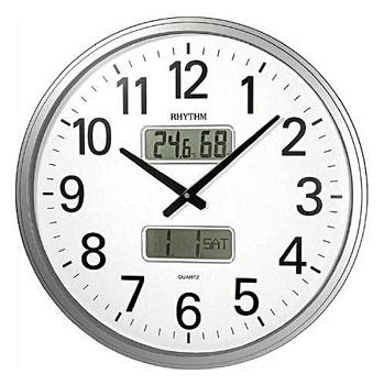 Rhythm Настенные часы Rhythm CFG709NR19. Коллекция Century