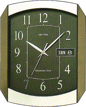 Rhythm Настенные часы Rhythm CFH102NR02. Коллекция Century rhythm cmg431nr18