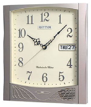 где купить Rhythm Настенные часы Rhythm CFH104NR18. Коллекция Century по лучшей цене