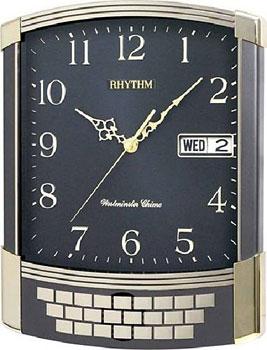 Rhythm Настенные часы  Rhythm CFH105NR02. Коллекция Century rhythm настенные часы rhythm 4mp726ws18 коллекция century