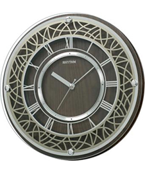 Rhythm Настенные часы  Rhythm CMG103NR06. Коллекция 1x rear brake rotor disc braking disk for suzuki gsr400 2006 2010 gsx1250fa 2010 2011 gsx650f 2008 2011 gsf650 bandit abs 2011