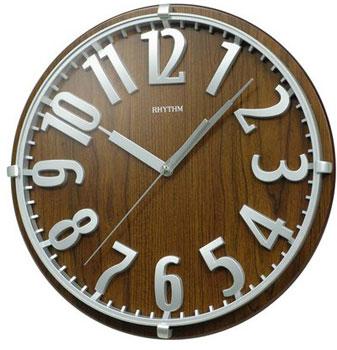 Rhythm Настенные часы  Rhythm CMG106NR06. Коллекция rhythm cmg894nr05