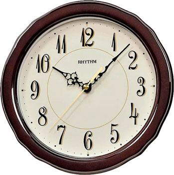 Rhythm Настенные часы Rhythm CMG114NR06. Коллекция Настенные часы настенные часы огого обстановочка 40x40 см family time 312820