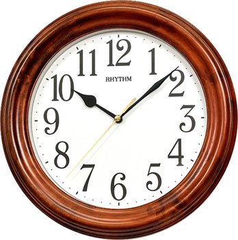 Rhythm Настенные часы  Rhythm CMG116NR06. Коллекция Настенные часы rhythm настенные часы rhythm cmg778nr07 коллекция настенные часы