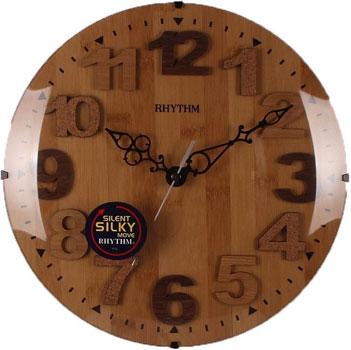 Rhythm Настенные часы  Rhythm CMG117NR07. Коллекция Настенные часы rhythm настенные часы rhythm cmg771nr02 коллекция