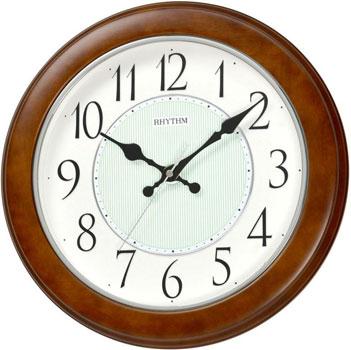 Rhythm Настенные часы  Rhythm CMG120NR06. Коллекция Настенные часы rhythm настенные часы rhythm cmg771nr02 коллекция