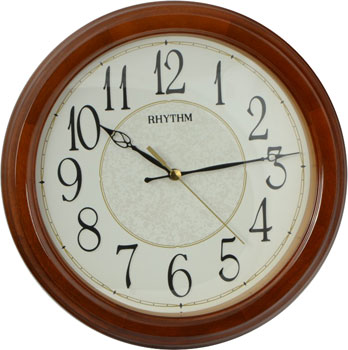 Rhythm Настенные часы Rhythm CMG120NR07. Коллекция jd коллекция светло телесный 12 пар носков 15d две кости размер