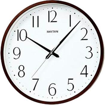 Rhythm Настенные часы Rhythm CMG122NR06. Коллекция Настенные часы rhythm настенные часы rhythm cmg533nr19 коллекция настенные часы